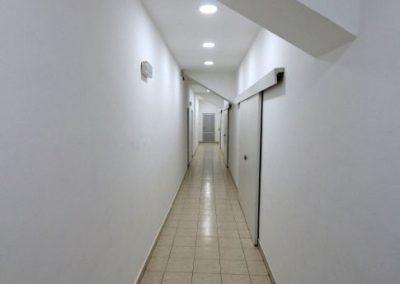 dvorana mocire hodnik