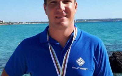 Ivan Galzina svjetski prvak, Hrvatskoj momčadsko zlato