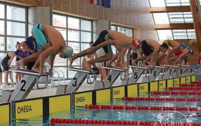 Gimnazijalci Petrića i Nazora županijski prvaci u plivanju